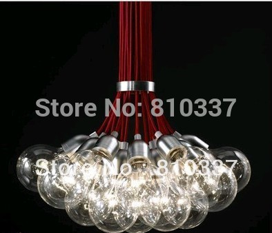 New 19 HEAD Lights Idle Max Sea Urchins Glass Ceiling Light Lamp Chandelier EMS dining room lights free shipping