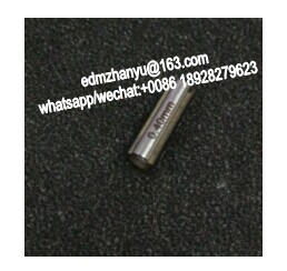 X053C299G51 electric center die guide for consumable wire EDM