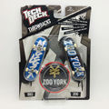 1 unid Nuevo doble junta 96mm Diapasón Skateboard Decks Tech Zoo York throwbacks paquete Original de juguete niños