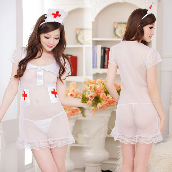 2015 Promotion New Dress Sexy Costumes Sex Products -9215