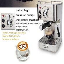 2pc 19 Bar Espresso Machine, most popular semi-automatic Espresso coffee Machine,pressure espresso coffee machine