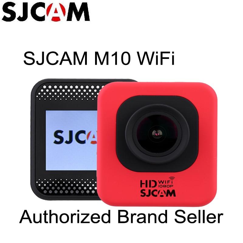 bilder für Ursprüngliche SJCAM M10 WiFi Mini Full HD Action-sport-kamera 30 Mt Wasserdichte DV Kamera H.264 1080 p