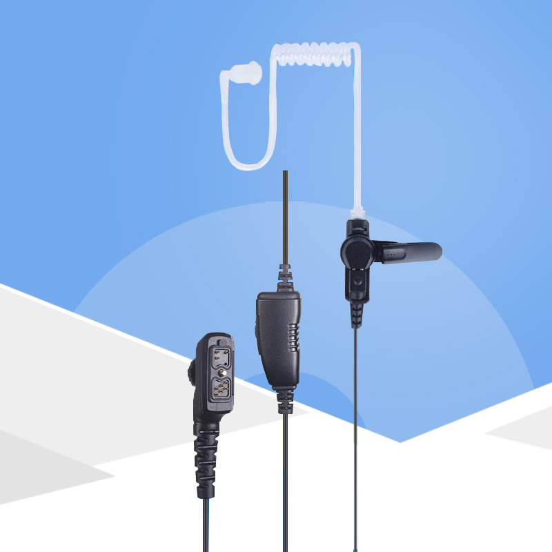 Hyter HYT Ear Hook Earpiece Earphone Headset PTT For PD700 PD780 PD580 HYT Two Way Radio Station