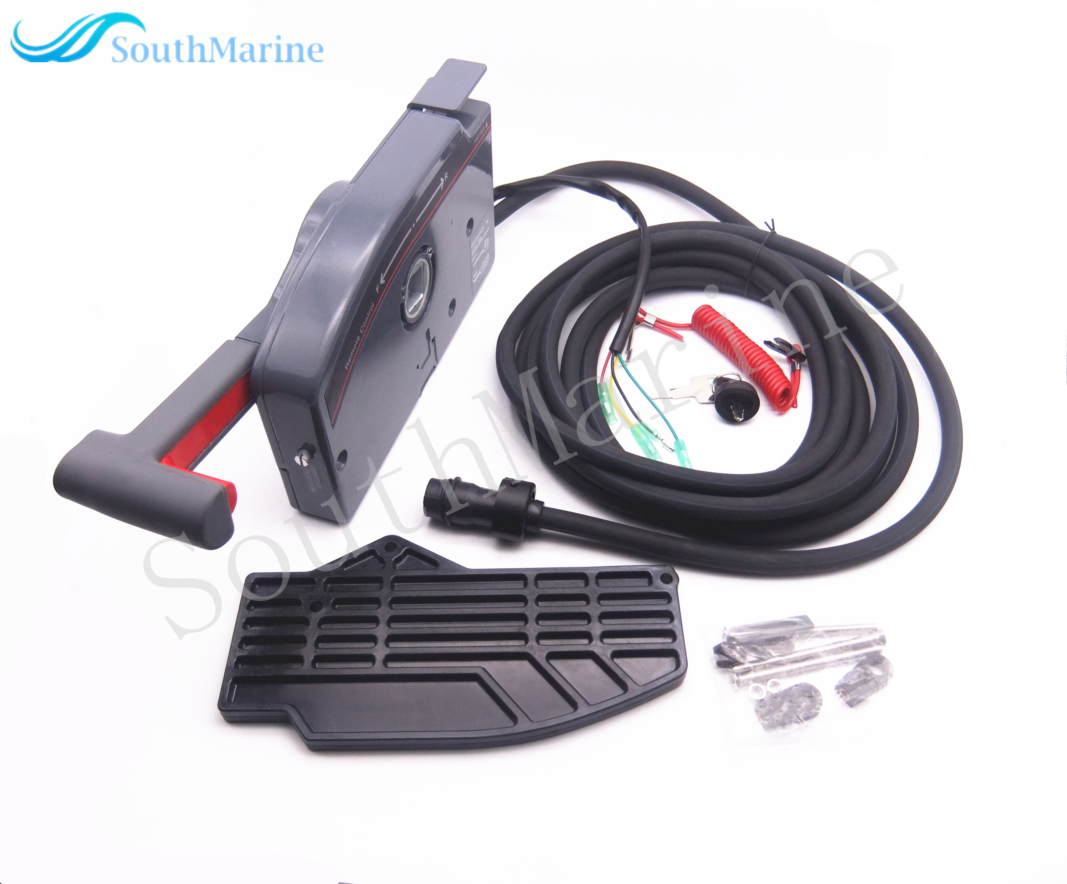 Remote Control Box Assy 703 48205 16 703 48207 1B 703 48207 17 For Yamaha Outboard