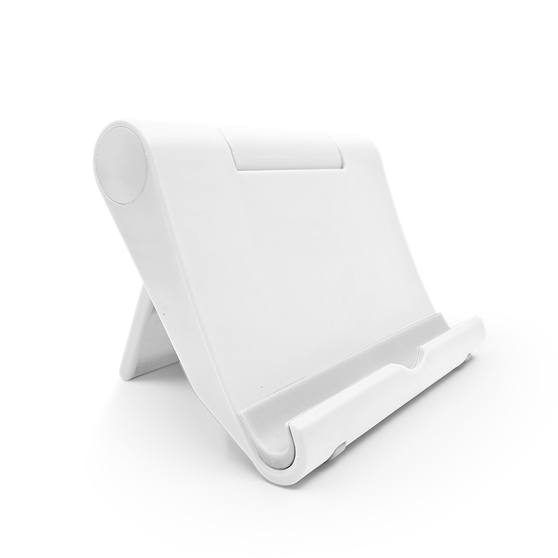 Universal Tablet Holder Stand For Samsung IPad PC Foldable Adjustable Angle Desk Phone Holder Stand Flexible For IPhone S8 S9