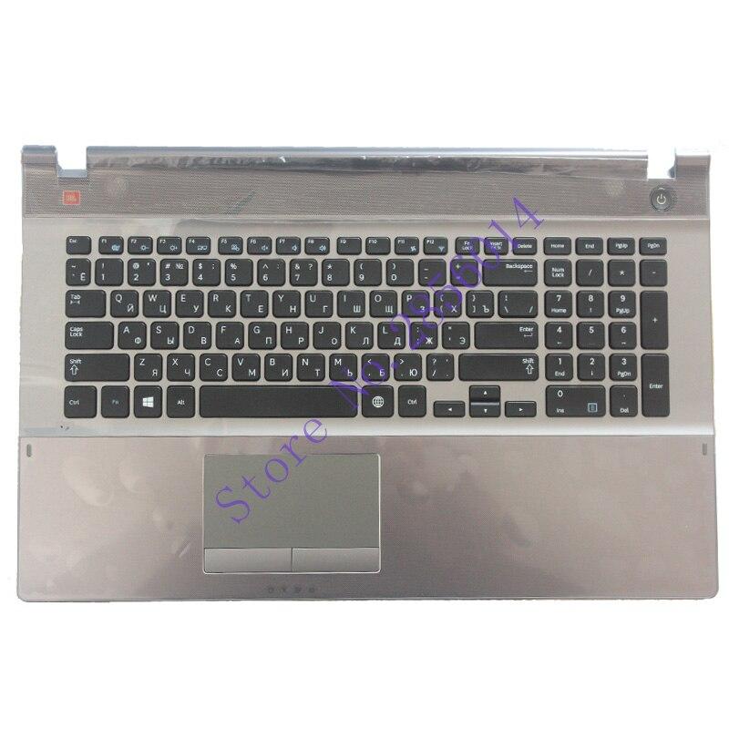 Новый русский клавиатура для samsung 500P7C 550P7C NP550P7C NP500P7C RU Клавиатура ноутбука с C shell BA75-03791C