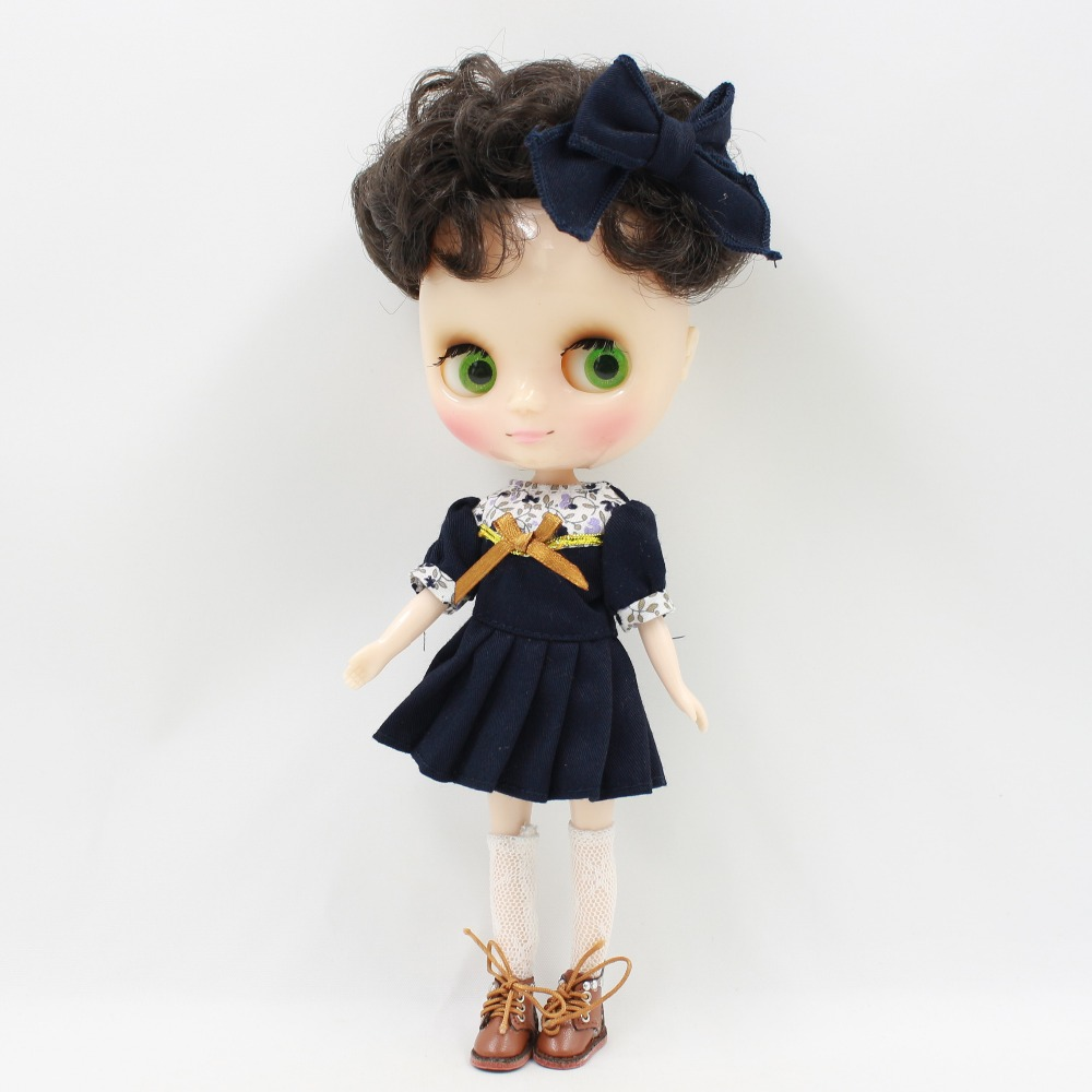 Middie Blythe Doll Outfit Clothes With Headdress 4