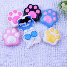Cute Dog Paw Contact Lens Case