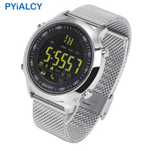 New PY18 Hiking Sports Smart Watch 5ATM Waterproof IP68 Smartwatch Ultra-long Standby Outdoor Wearable Devices for Android iOS