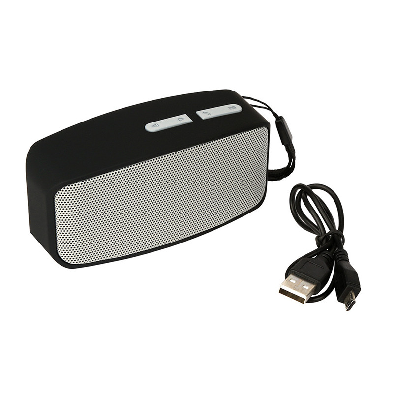 Portable Wireless Bluetooth Stereo FM Speaker For Smartphone Tablet Lap