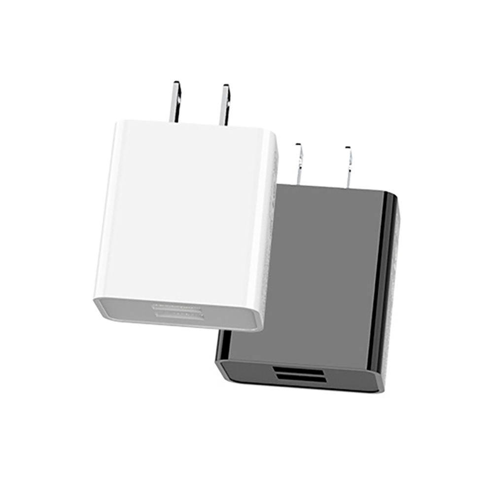 Dual Port USB Wall Adapter Charger 5V 2A 2 PIN US Plug Quick Charge For Smart Mobile Phone for iPhoneiPad Mini Samsung Huawei