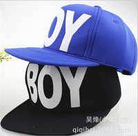 Mode Kühlen Brief Jungen Kinder Baseball Kappe Einstellbar Kinder Hip Hop Kappe Baby Herbst Winter Hüte
