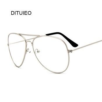 Vintage Classic Luxury Brand Designer Men's Pilot Sunglasses