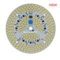 1pcs/lot Dimmable Integrated Driver Pcb Bulb Panel 25W 30W 40W 60w 100W Driverless Led Down Light Warehouse LED High Bay