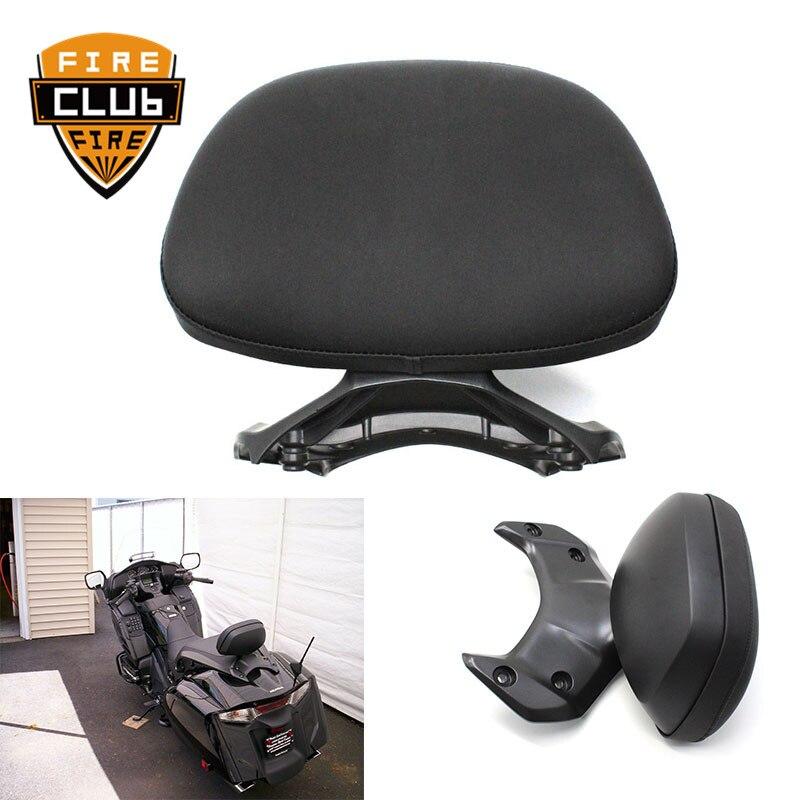 For Honda Goldwing GOLD WING GL1800 F6B GL 1800 2013-2016 Motocycle Rear Backrest Passenger Seat Cushion Back Rest Pad
