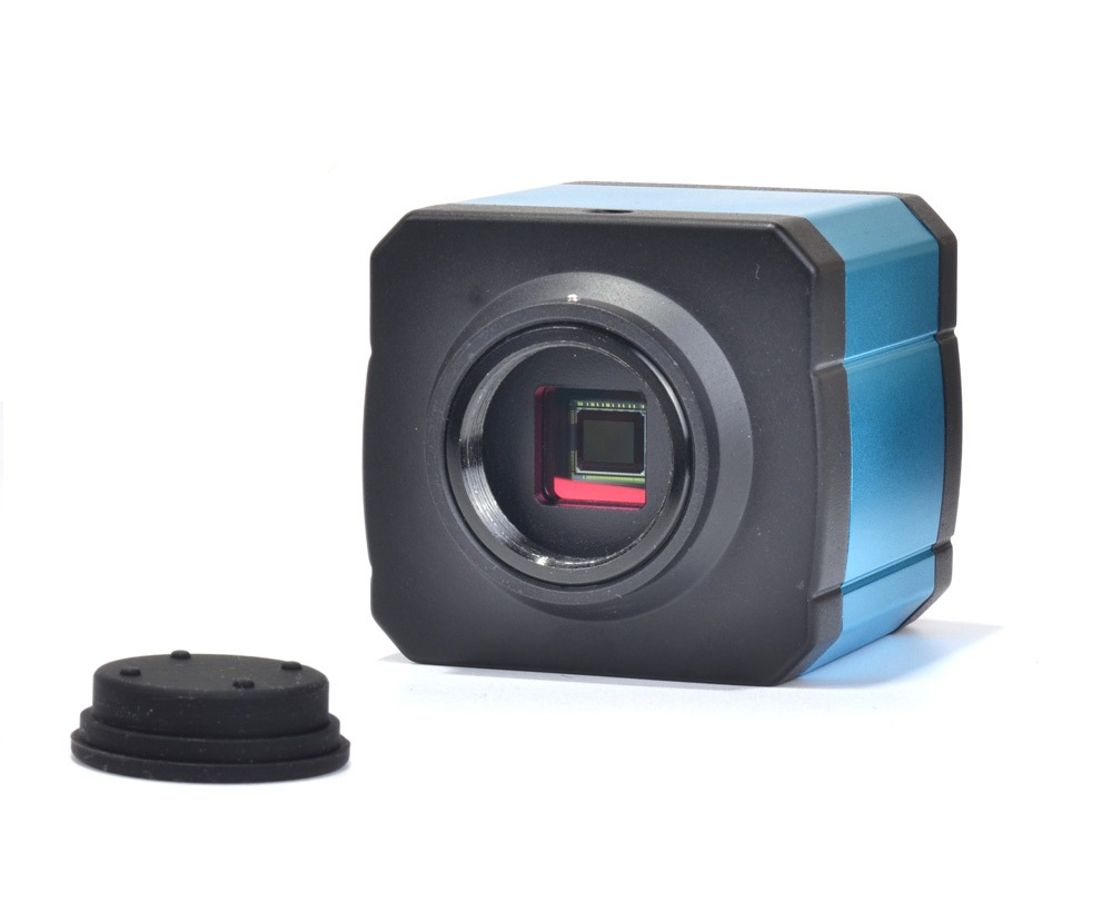 Teile los vga led industrie video mikroskop kamera mit netzteil