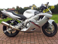 Hot Sales,For Honda CBR 600 F4i fairings 2004 2005 2006 2007 CBR600 F4i 04 05 06 07 Motorcycle fairing kit (Injection molding)