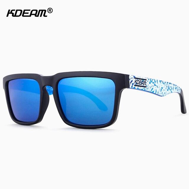 b56428cab Peso ligero deporte gafas de sol hombres fuertes, gafas de sol polarizadas  mujer con paquete