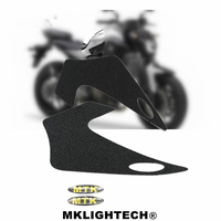 MT07 Motorcycle Knee Grip Tank Traction Pad Side Tank Pad Protector Sticker Decal Gas For Yamaha MT 07 MT 07 2014 2015 2016