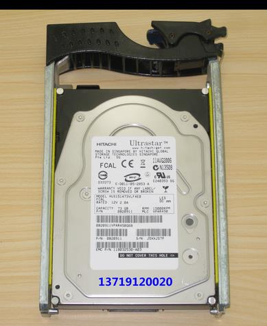 3 years warranty  100%New and original   CX-2G15-73 005048700 005048646 005048646 73G FC 15K CX4 original 73g 2 5