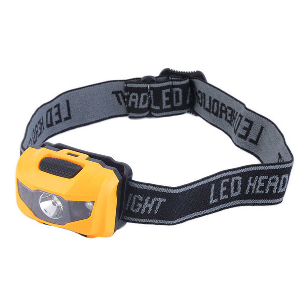 2019 Headlight 4modes Strong Light Headlamp Super Bright Camping Head Torch Lamp For USB Rechargeable Drop Shipping