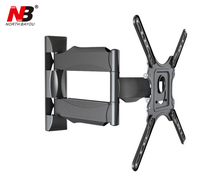 "NB DF400 TV Wall Mount 32 ""-52"" Monitor de Tela Plana LEVOU TV LCD Full Motion Suporte Cantilever braço"