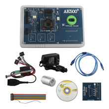 New AK500+ Key Programmer For Mercedes-Benz With EIS SKC Calculator