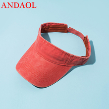 ANDAOL Female Baseball Casual Hat Top Quality Version Of The Wild Sun Fashion Outdoor Travel Sunscreen Beach Empty