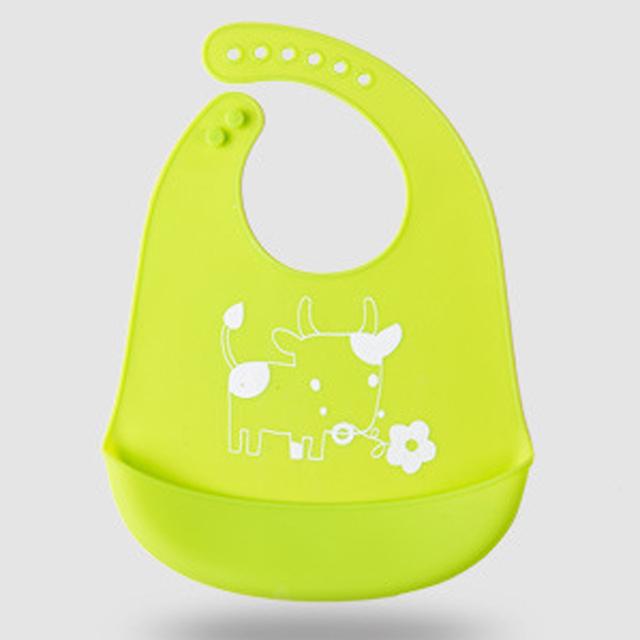 Adjustable Silicone Baby Bib