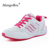 Mangobox Running Sneakers Girls Grey Red Women S Athletic Shoes Spring Summer Women Running Sneakers Hot