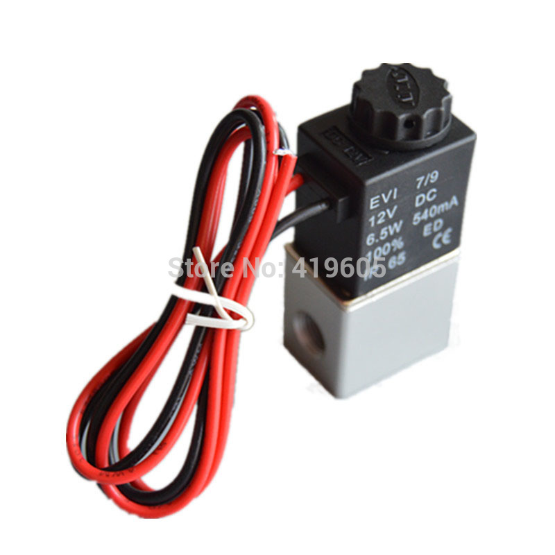 Free shipping 2V025-06 Normally Closed Solenoid valve 12V 24V 220V 1/8 for Water Air Gas 0-1Mpa free shipping normally closed solenoid valve 2v025 08 220vac 1 4 high qulity for water air gas 2v sereis two way valve