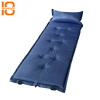 TENNEIGHT Outdoor can be equipped with pillows Inflatable sleeping mats Beach Mat Air Mattress Bed Mats Outdoor Camping Mat sofa