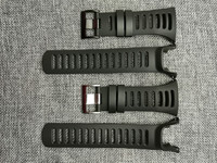 New Wholesale Strap For SUUNTO Ambit 1 2 3 2R 2S 24mm Men S Watch Rubber