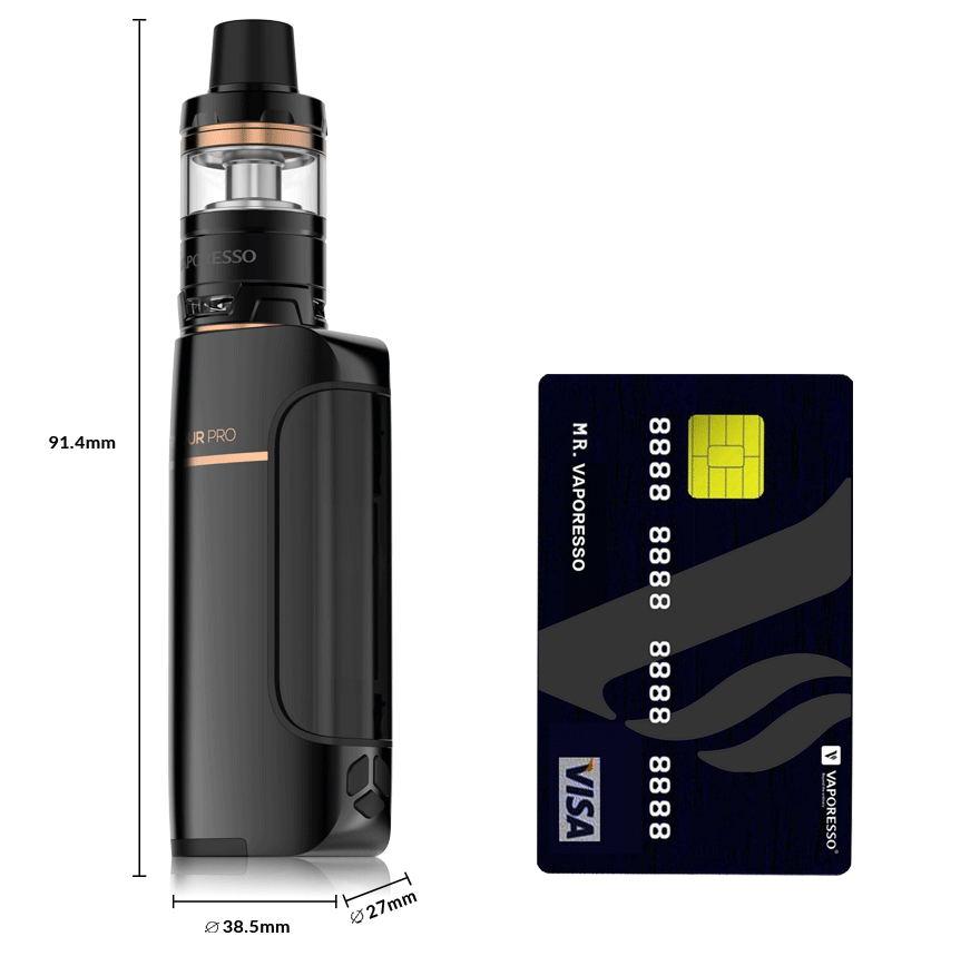 D'origine Vaporesso Armure Pro Kit 100 W Cigarette Électronique Kits & Vaporesso Armure Pro Mod Cascade Bébé Réservoir E- cigarettes Vaporisateur - 4