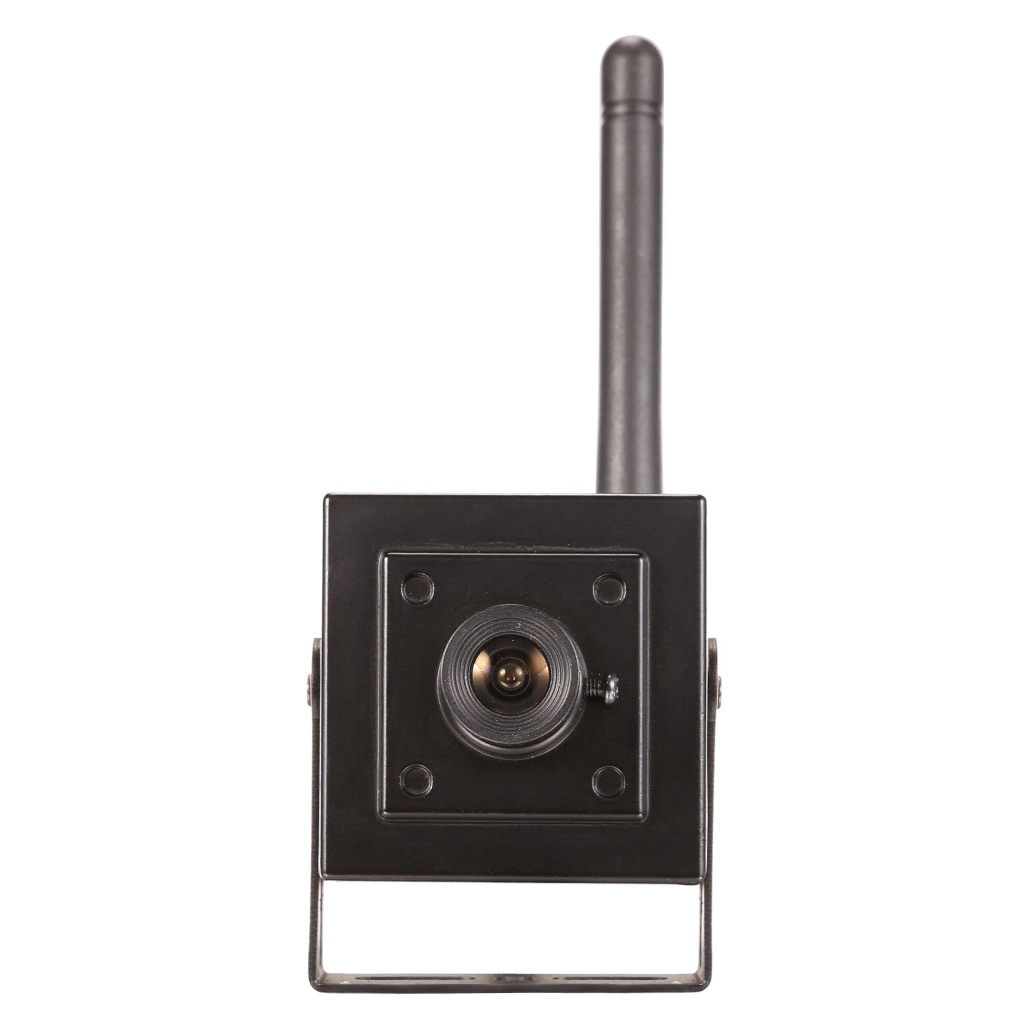 Wireless CCTV Camera Mini IP Camera Wi Fi 1080p HD Micro SD card slot 128G