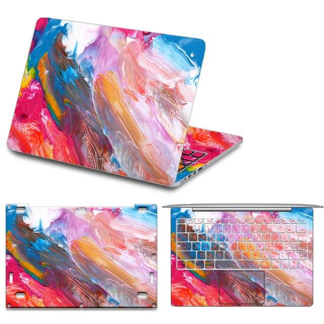 Fajna naklejka na laptopa dla Xiao mi mi notebook Pro 15.6 Air 12.5 13.3 Full Body Vinyl kalkomania etui na xiaomi Air 12 13 skóra
