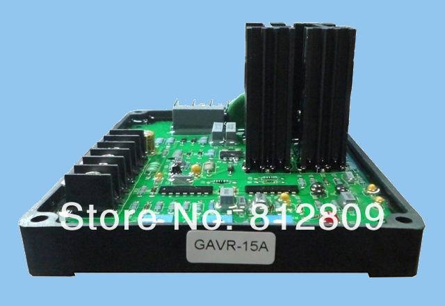 GAVR-25A avr automatic voltage regulator for generator set free shipping 50 60hz automatic voltage regulator for kutai brushless generator avr ea16 free shipping