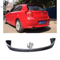 1 Series F20 Carbon Fiber AC style Spoiler Rear Trunk Wing Rear Spoiler Car styling Fit For BMW 1 serie F20 2011 2015