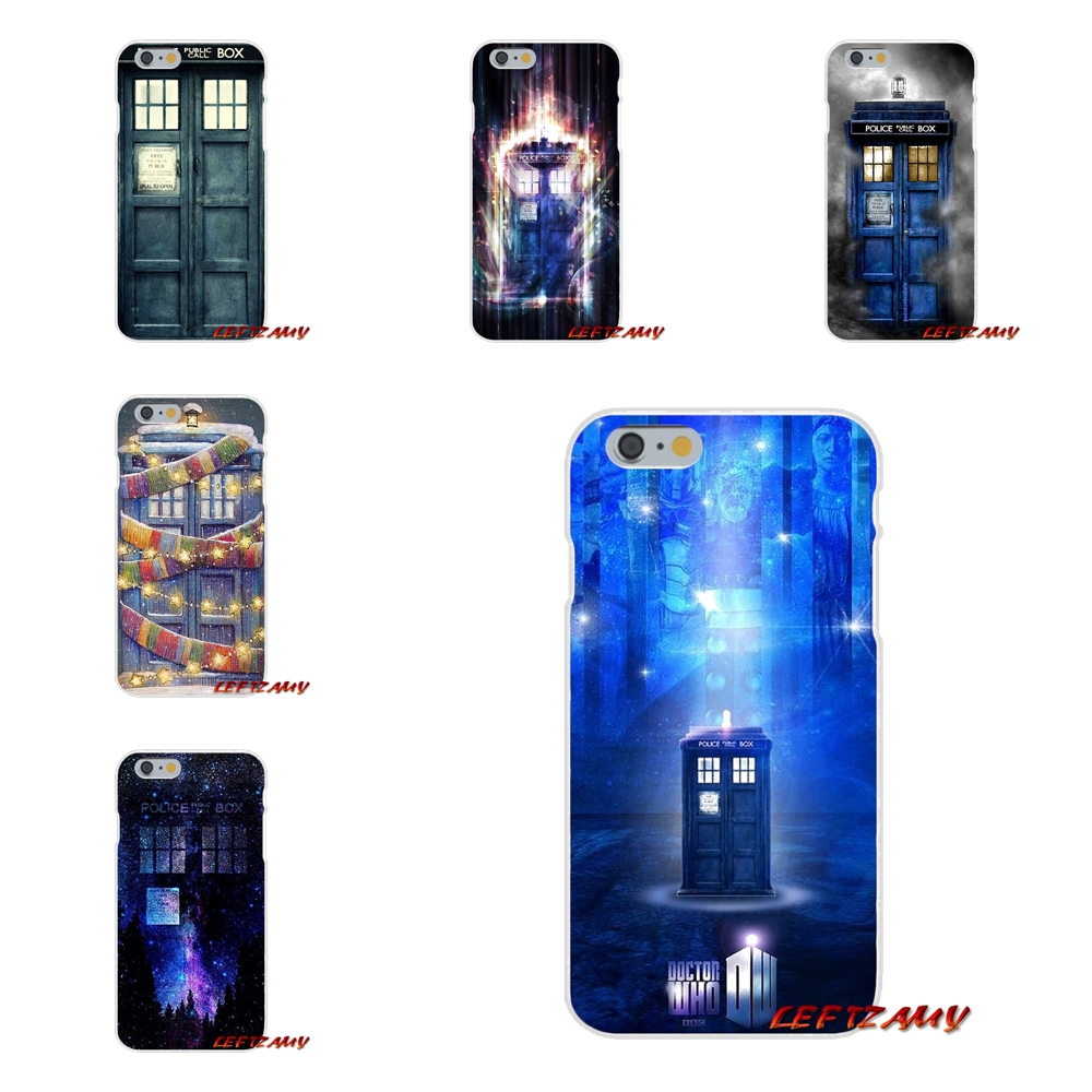 Tpu Cover Bag For Sony Xperia M2 M4 M5 E3 Xa Aqua Z Z1 Z2 Z3 Z5 Compact Lg K4 7 8 10 V20 V30 2017 Doctor Who Police Box Call Box Diversified Latest Designs Half-wrapped Case Phone Bags & Cases