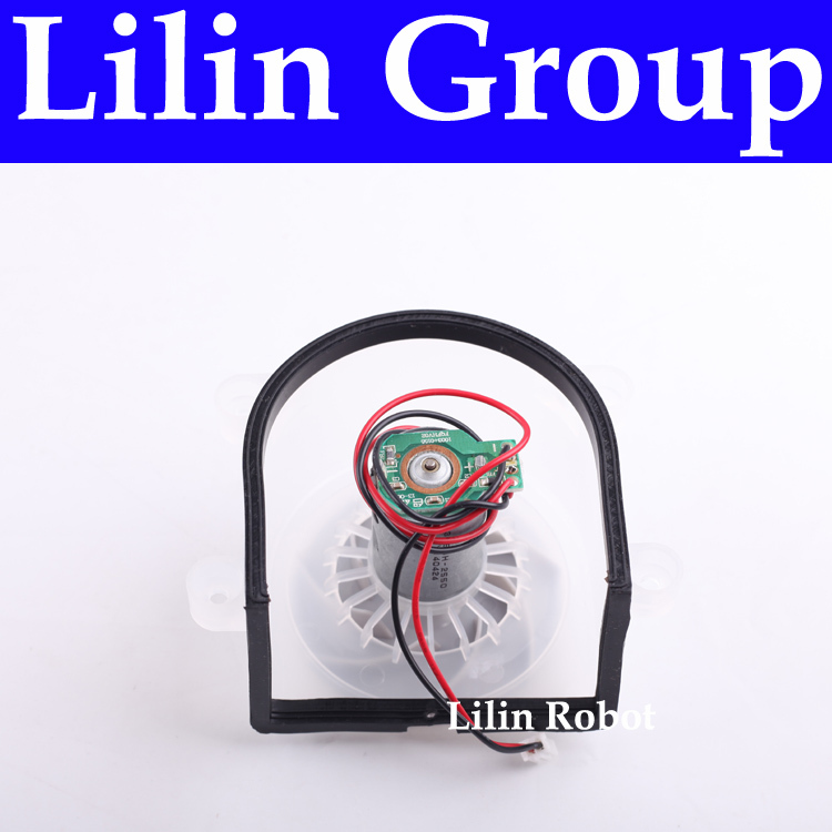 (For B2000,B3000,B2005,B2005 PLUS) Fan Assembly for Vacuum Cleaning Robot, 1pc/pack for x500 b2000 b3000 b2005 left