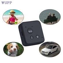 Wupp Dropship de Calidad Superior Mini GSM GPRS GPS Del Vehículo Tracker Car Jun.6 Mascota Dispositivo de Sistema de Seguimiento en tiempo Real