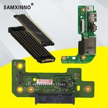 Новинка! Для ASUS X555LD W519L K555L A555L X555LJ R556L X555LB X555LP X555LN интерфейс и жесткий диск плата и IO USB аудио