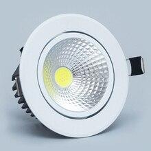 Led Dimmable encastré lampe