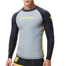 Мужские Пляжные футболки для серфинга, Модный Цветной костюм для морского серфинга с алфавитом, быстросохнущие колготки, Топ блузка#2n27