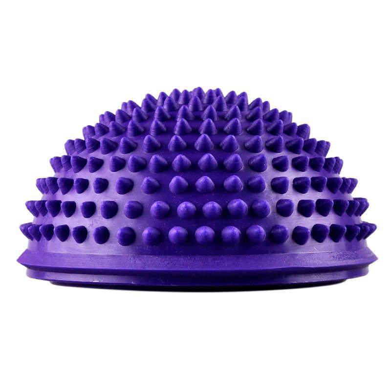 Мяч для йоги физической Фитнес прибор мяч для тренировки баланса точечный массаж степпинги сферы для балансировки прибор для занятия йогой