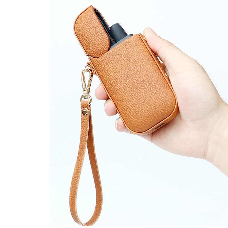 Чехол для девочек с рисунком личи для iqos 2,4 Plus защитный чехол для iqos 2 кожаный чехол