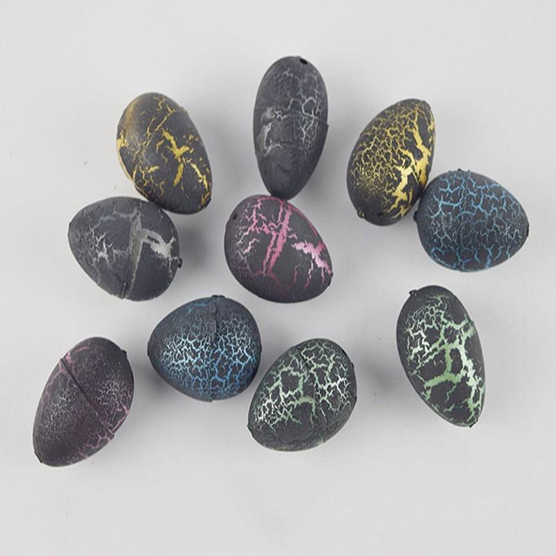 5 шт./компл. Яйца динозавра вода вылупление большой завышенным яйца трещин растущее яйцо научные Развивающие игрушки для детей