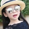 SOZOTU Детская Мода Солнцезащитные Очки Бренд Дизайнер Дети Симпатичные Солнцезащитные Очки Мальчики и Девочки Детские Анти-Светоотражающие Óculos de sol YQ177