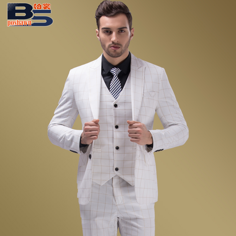 Aliexpress.com : Buy terno masculino 2015 slim fit wedding suits ...