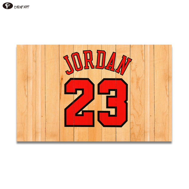 23 jersey number